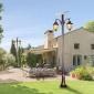 太阳能路灯欧式户外庭院花园过道灯防雨水超亮LED小区高杆灯3.5米