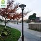 定制3米3.5米户外庭院灯 led室外防水别墅庭院灯 小区草坪路灯